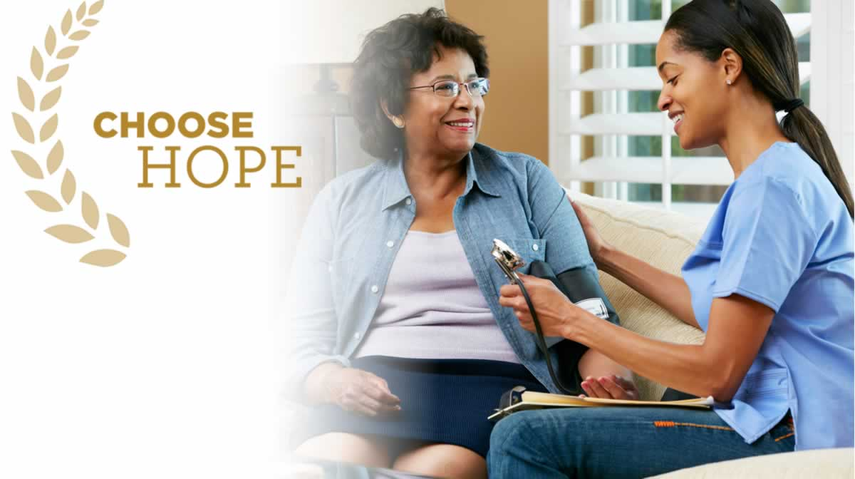 Hope at Home Health Carer